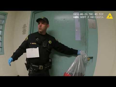 Video released following death of Santa Rita Jail inmate Dujuan Armstrong
