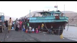 آلاف الصوماليين يعودون إلى بلدهم من اليمن