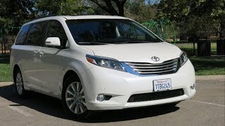 Toyota Sienna 2018 Car Review