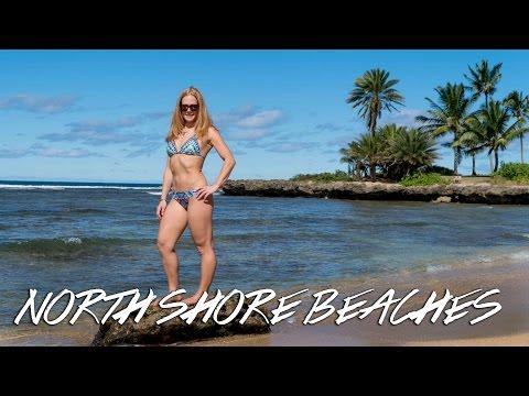 Oahu North Shore Road Trip - Beach, Surf & Rock Jumping!