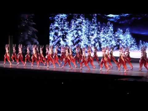 Xmas Spectacular-Radio City Rockettes 2016