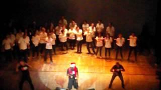 """Moussier Tombola au gala """" Faire Face """" à Avignon"""