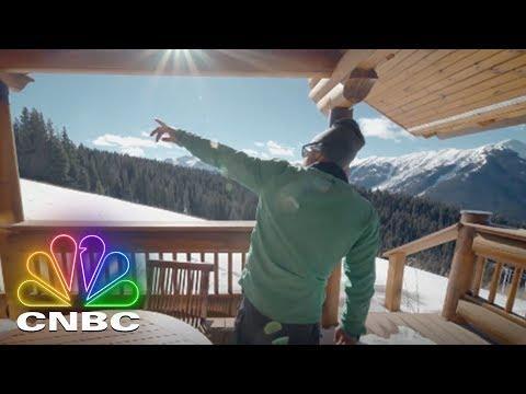 Secret Lives Super Rich: Inside The $30M Cabin On Top Of Aspen Mountain   CNBC Prime