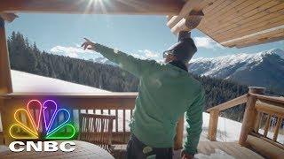 Secret Lives Super Rich: Inside The $30M Cabin On Top Of Aspen Mountain | CNBC Prime