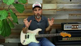 How To Create Blues Licks In The Style of Jimi Hendrix - Guitar Lesson - Soloing Tips