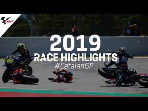 MotoGP Race Highlights | 2019 #CatalanGP