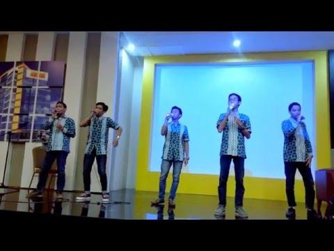 Ashab Voice at Indosat Semarang - Kun Anta