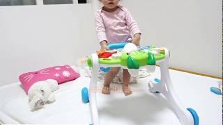 아기장난감 립프로그 아기체육관 걸음마보조기