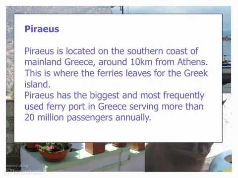FERRY TO LESBOS | Get FREE Quote For Ferry To Lesbos