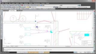 nanoCAD Электро ДКС. Урок 15.3 Сечения кабельных трасс