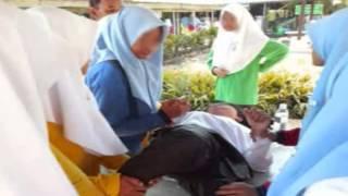 Guru Dan Pelajar Sekolah Menengah Kebangsaan Jabi Diserang Histeria