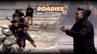HIMALAYA ROADIES Rising Through Hell | EPISODE 07