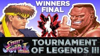 Super Turbo - Tournament of Legends III - 3v3 Teams WINNERS FINAL