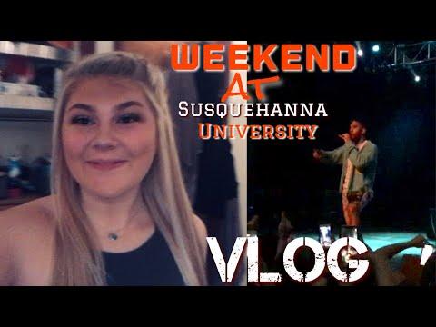 A Weekend at Susquehanna University