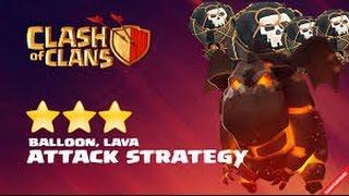 Top 2 trận đánh war Tow hall 11 3* (Clash Of Clans)
