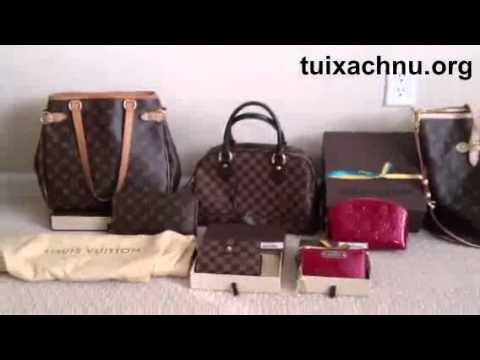 Bộ sưu tập túi xách nữ Louis Vuitton - tuixachnu.org