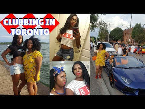 CLUB LIFE TORONTO CARIBANA WEEKEND | Club Rebel/Orchid Twerk & Wind Time | Travel Vlog Part 3