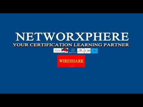 NETWORXPHERE WIRESHARK CERTIFIED NETWORK ANALYST CERTIFICATION ...