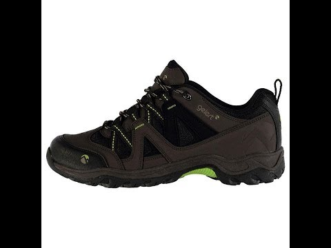 Boot review of the Gelert Ottawa Low Mens Walking Shoes