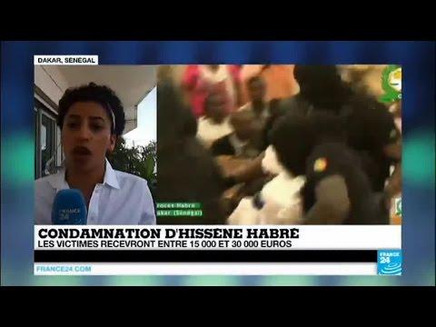 Sénégal : Hissène Habré condamné à verser 15 à 30.000 euros à chaque victime