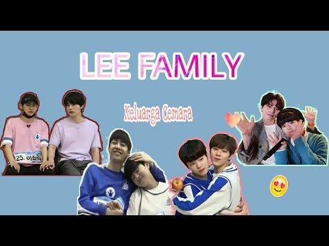 Produce X 101  Lee Family Moments : Dongwook X Jinhyuk X Jinwoo + Kim Wooseok