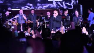 Idilio Willie Colon En Living Night Club Santiago de Cali