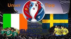 Unser EM Tipp 2016 Irland Vs Schweden Gruppenphase