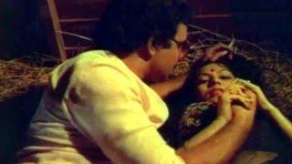 Sarath Enjoy With Y Vijaya In Forest In Anveshana Movie...