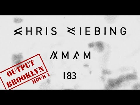 Chris Liebing - AMFM 183 [10 September 2018] Live in Output, Brooklyn [HOUR 1]