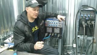 обзор AuroraPRO INTER TIG 200 ACDC PULSE