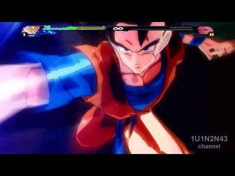 [HDリメイク風に編集] 究極未来悟飯 VS 悪ブウ/Ultimate Future Gohan VS Super Buu [Audio Remasterd]]