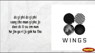 BTS - StigmaLyrics (easy lyrics)
