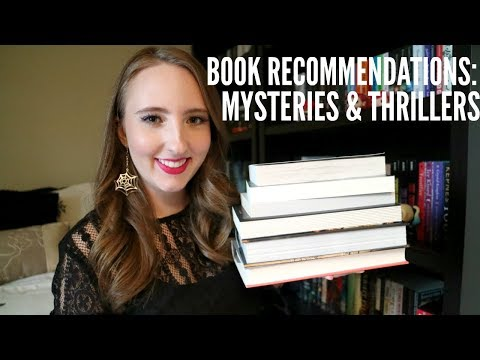 BOOK RECOMMENDATIONS: Mysteries & Thrillers 2