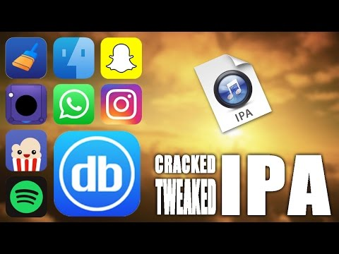 The Best IPA Download Website For Cracked, Tweaked And Cydia Apps 2017