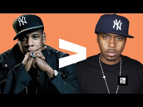Jay Z vs. Nas: 10 Reasons Jay Z is Better | Complex