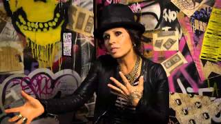 Linda Perry Speaks Her Mind On American Idol and More...