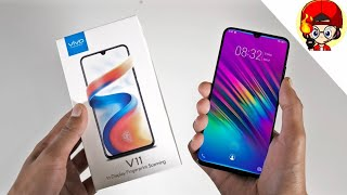Vivo V11 Pro Unboxing and First Look | Specs, Camera, Price, and More || Techy Rohan ||