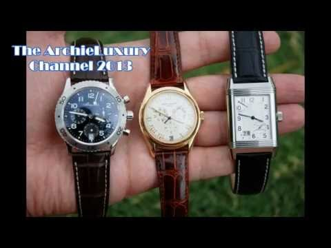 Singapore   A Luxury Goods and Wrist Watch Paradise