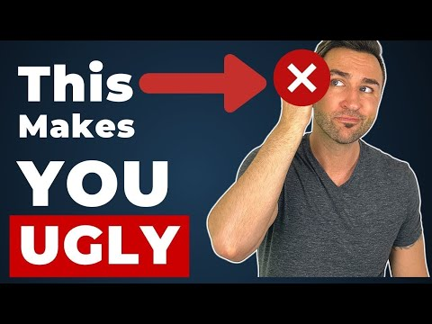 "5 ""Normal"" MISTAKES that Make Guys Look UGLY"