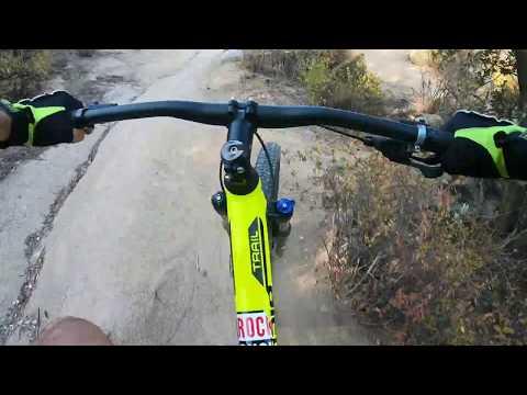 MTB Chile vizachas con la cannondale trail 4