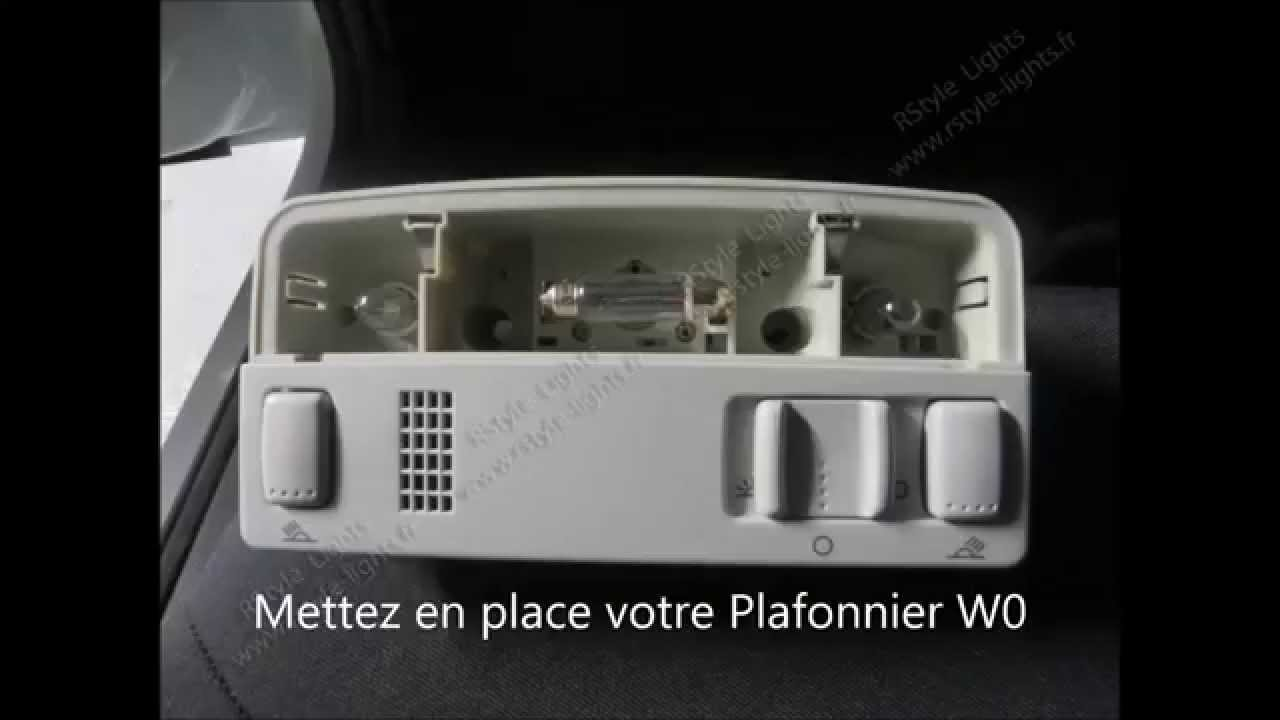 Comment Demonter Ampoule Plafonnier Polo 2000