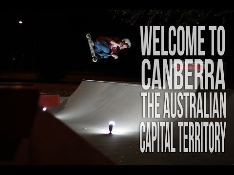 Welcome To Canberra | The Australian Capital Territory