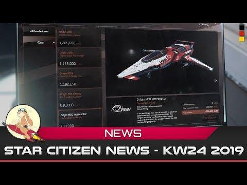 📰 Star Citizen News - KW24 2019