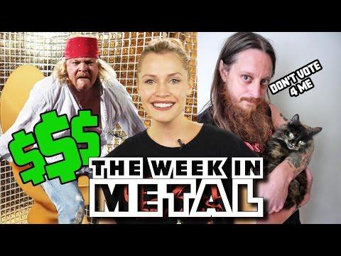 The Week in Metal - September 5-11, 2016 | MetalSucks