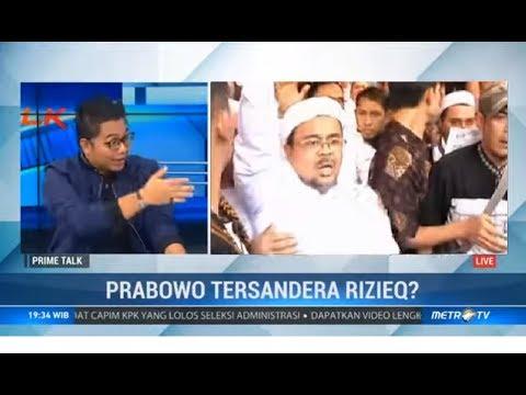 Misterius! Prabowo Tersandera