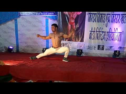 Mr Khandwa Mr Nimar Bodybuilding Competition 2018 - Tez News