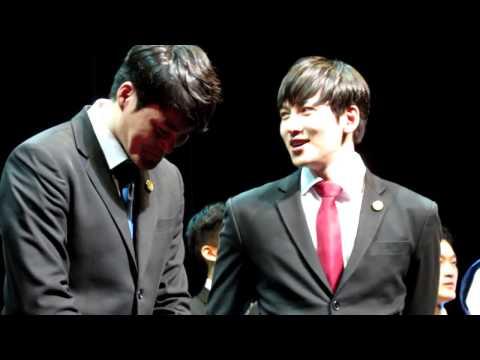 The Days - Musical final performance - Ji Chang Wook (17/01/2015)