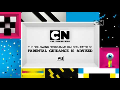 "Cartoon Network Asia/Philippines - ""PG"" Advisory (2017-present)"