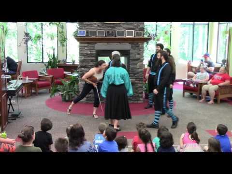 Rapa Bora: Rapper Sword Dance Troupe