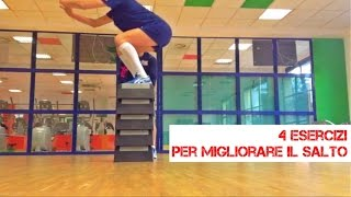 4 Exercises to jump higher in Volleyball